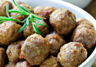 Meatball restaurant chain offers unique menu items in New York City.