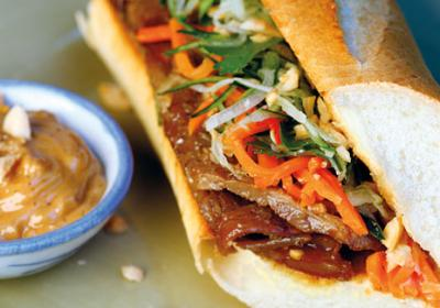 Global street foods in quick service restaurant chains innovate menus.