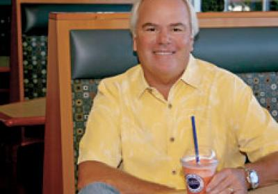 Craig Culver, CEO of Culver's, is grooming family members to lead the brand.
