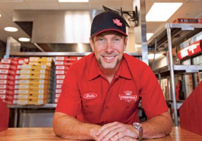 Scott Gittrich of pizza concept Toppers has invested in business for long term.