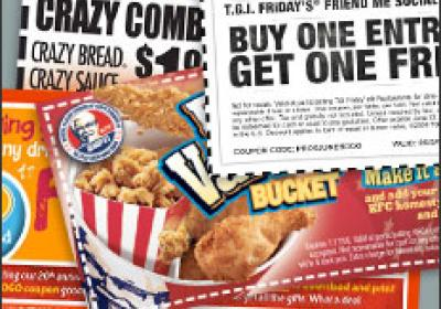 Fast food coupons get customers into the stores but the strategy isn't good for
