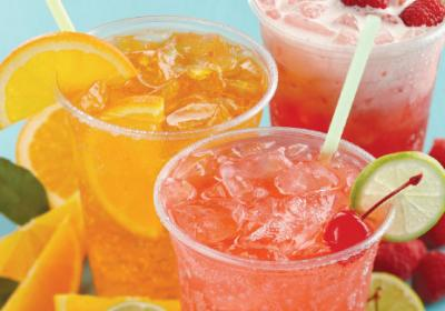 Quick service brands innovate soda beverage menus to differentiate product mix.