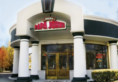 Papa John's offers potential franchisees strong AUV and national brand exposure.