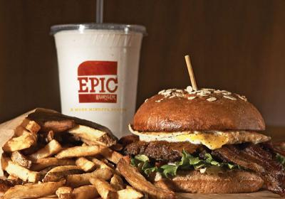 Epic Burger and other eco conscious burger concepts will continue to thrive.