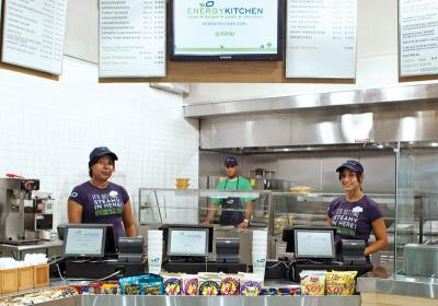 Energy Kitchen could offer the REAL program a strong fast food partner.