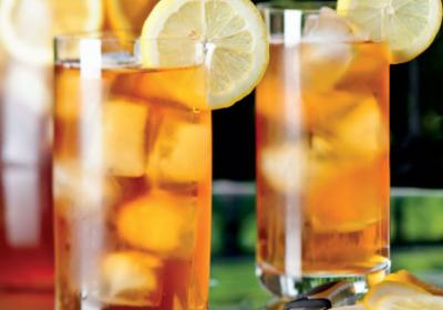 Quick service beverage providers shake up tea product with new twists.