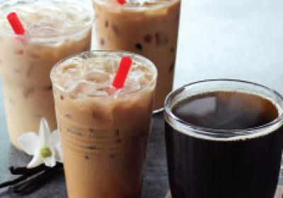 Burger King's new coffee beverages position the brand to compete with McDonalds.