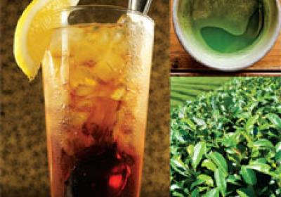 Sustainable production of tea leaves is a draw for eco-minded consumers.