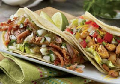 Mexican fast food chain Chronic Tacos offers authentic dishes and flavors.