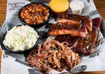 Old Carolina Barbecue Company opened its 10th location.