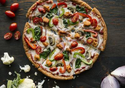 Pie Five Pizza Co. has a cauliflower crust.