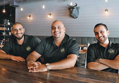 QSR business leaders partner with friends and family to build successful restaurant concepts.