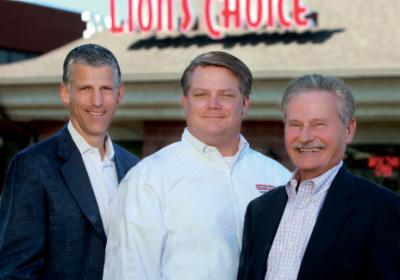 The quick service restaurant Lion's Choice will expand under new owners.