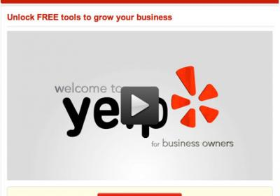 Reputation management tools like Yelp help brands manage their online presence.
