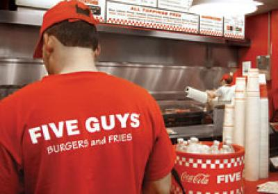 Five Guys has used a consistent business strategy to grow quickly.