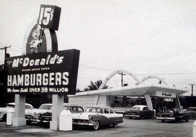 McDonald's evolution has guided the fast food industry's past and present.