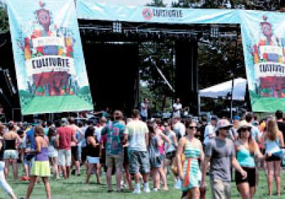 Chipotle builds awareness for food responsibility through its Cultivate festival