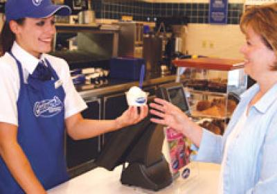 Culver's uses its point of sale system to gather valuable customer feedback.