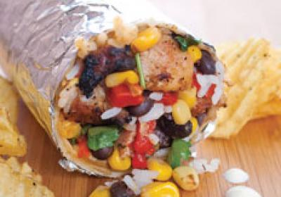 Boloco improved the welfare of animals used for its menu items, like burritos.