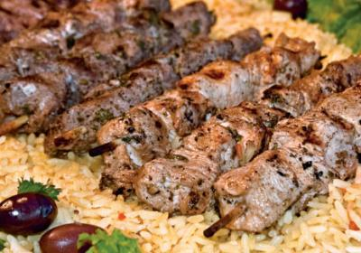 Florida based fast casual Little Greek offers Mediterranean dishes like kebabs.