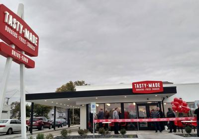 Tasty Made closed its only location.