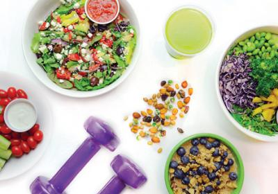 Fast casual chains launch healthy meal kit services to compete with new startups.