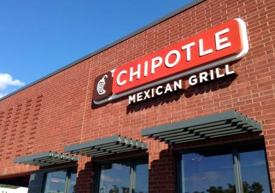The Chipotle sign outside one of the resturants. Is the brand in worse shape than ever?