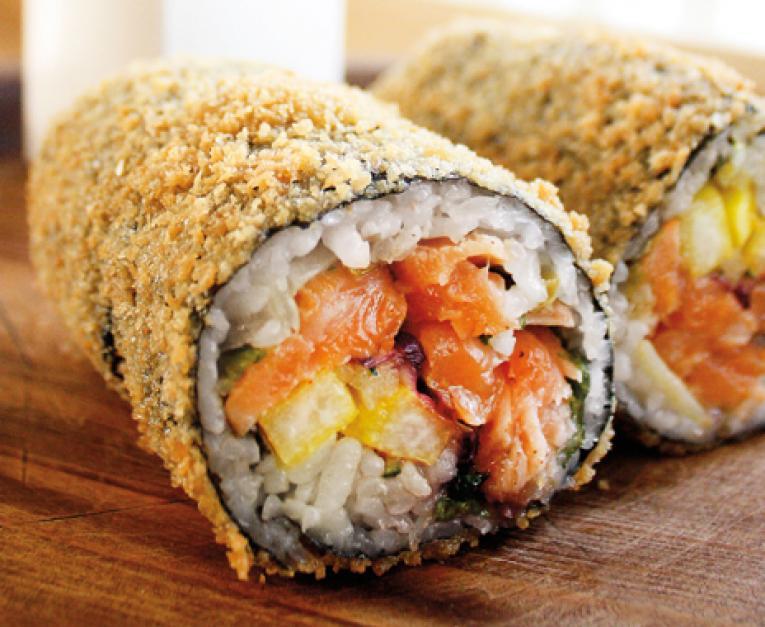 Inspirations: Hai Street Kitchen\'s Dynamite Slammin\' Salmon - QSR ...