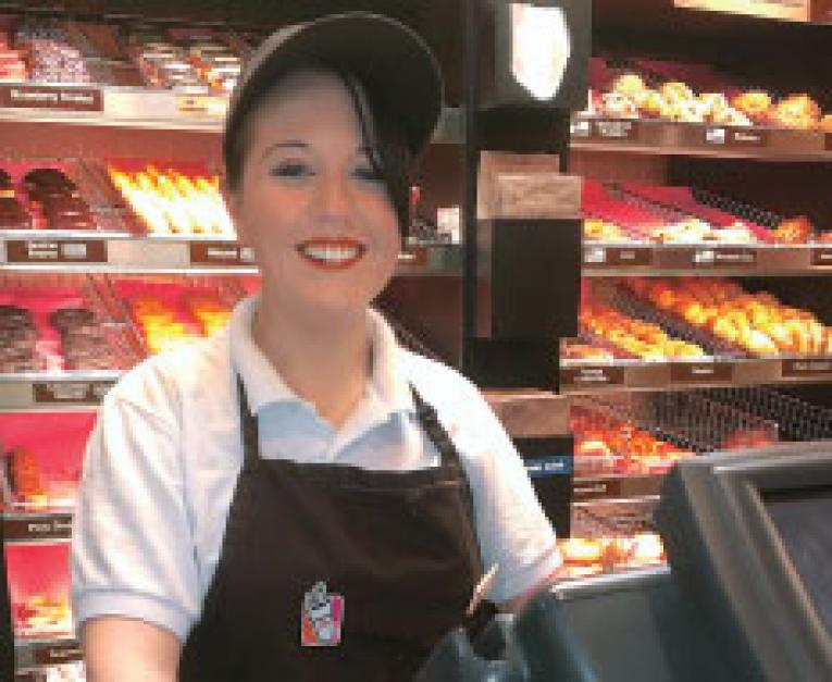 Dunkin Donuts Store Redesign Improves Business Qsr Magazine