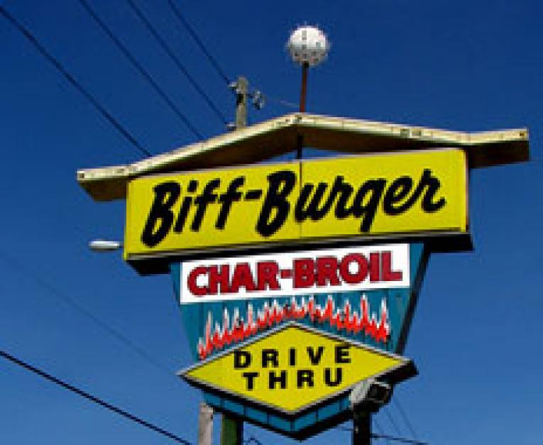 Burger Restaurant On Magazine Street