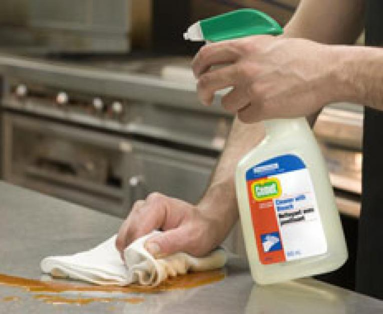 quick service food safety requires cleaning plan qsr magazine