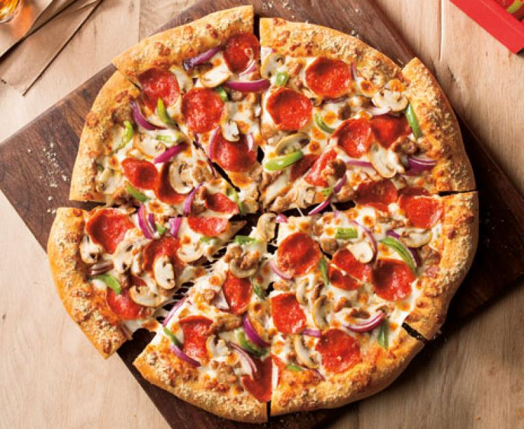 fast food industry study of pizza hut In this post, we perform an audience and brand strategy analysis of pizza hut's rebranding read how social analytics can help measure brand perception and more.