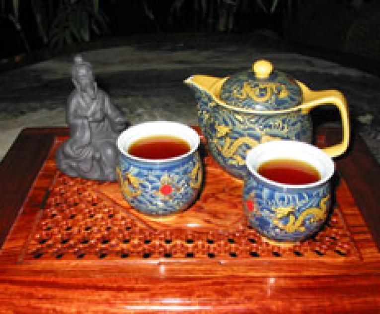 Goldfish Tea