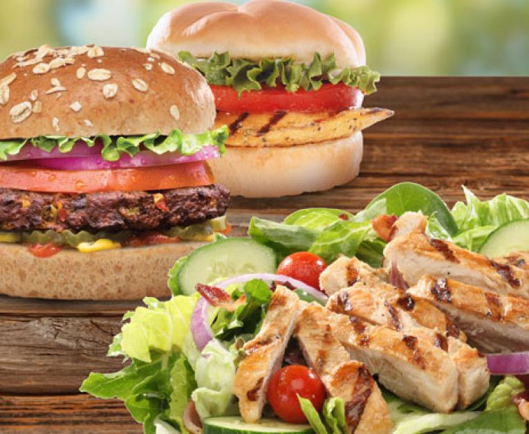 Back Yard Burgers Offering Healthy Items For The New Year