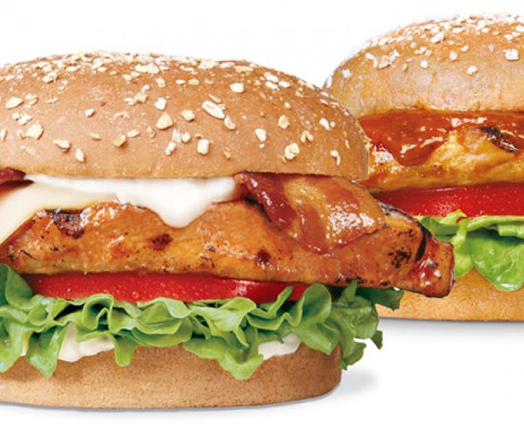 Carl s jr hardee s now serving all natural chicken for Carl s jr fish sandwich