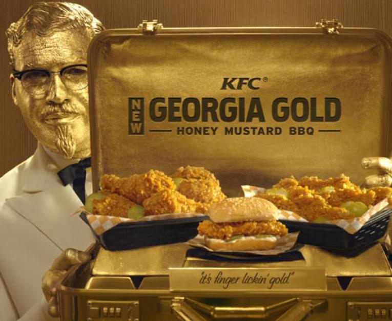 Kfc introduces georgia gold honey mustard bbq chicken restaurant kfc introduces georgia gold honey mustard bbq chicken stopboris Choice Image