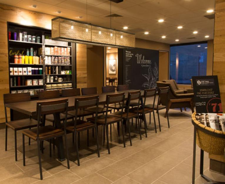 Attractive Starbucks To Open First Store In Brooklynu0027s Bed Stuy