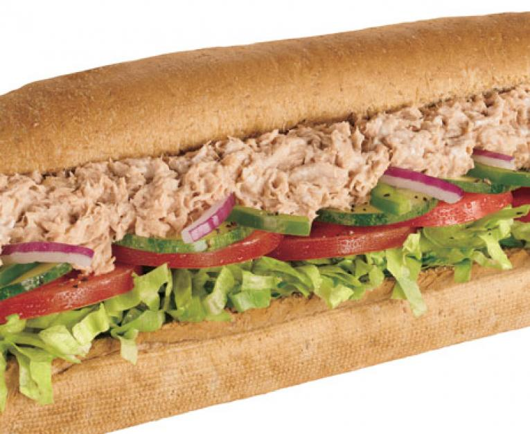 Subway's Tuna Sandwich Promotes Sustainable Message ...