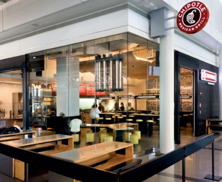 Chipotle New Kitchen Technological