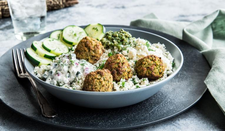 Zo 235 S Kitchen Launches Falafel New Family Dinners At All
