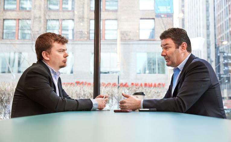 Q&A with McDonald\'s CEO Steve Easterbrook - QSR magazine