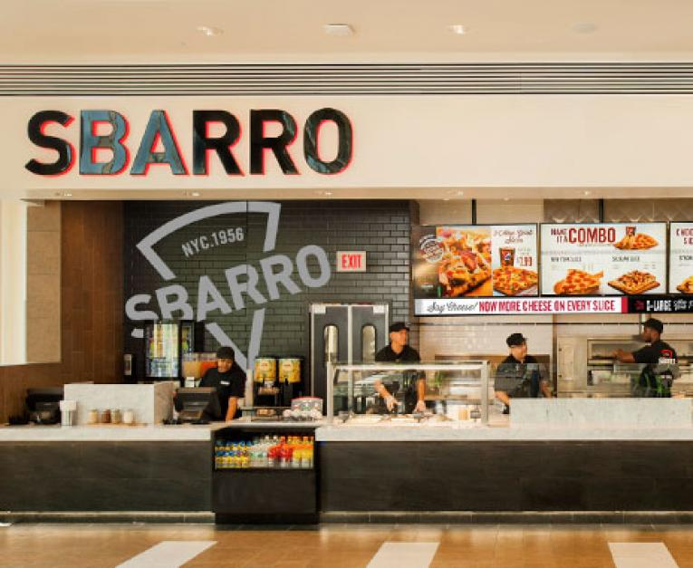 Pizza fast food chain sbarro turns business around with