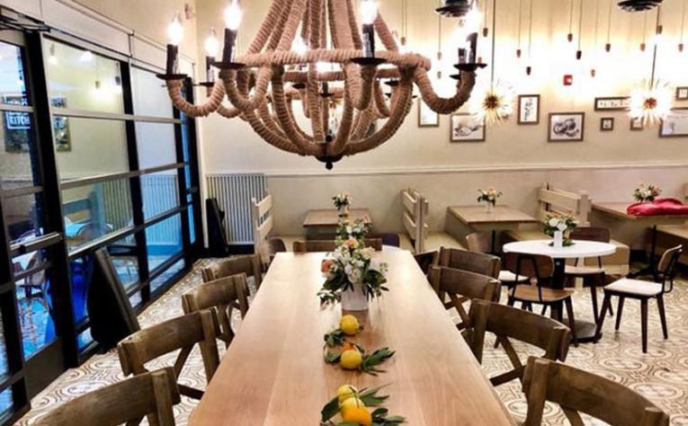 Zoës Kitchen Unveils Bold New Restaurant Design
