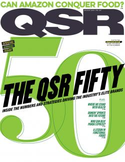 QSR 50: 2008-2018 Cover Image