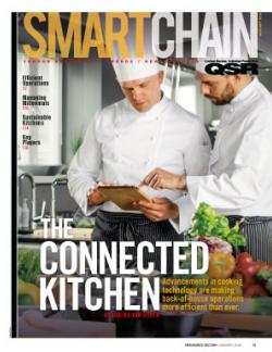 The Connected Kitchen Cover Image