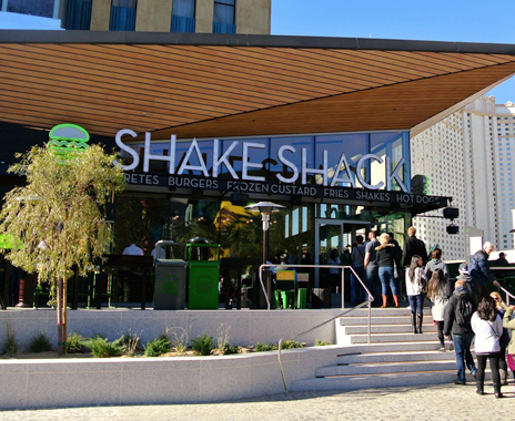 Quick service companies saw stocks fall in 2014 but could rebound with Shake Shack IPO.