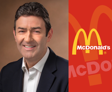 Quick service restaurant behemoth McDonald's hired new CEO to turn company around.