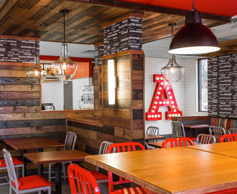 Fast Food Sandwich Leader Arbys Grows By Saving Energy